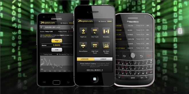 Opzioni binarie mobile