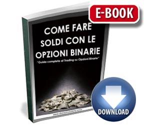 eBook Come fare Soldi con le Opzioni Binarie