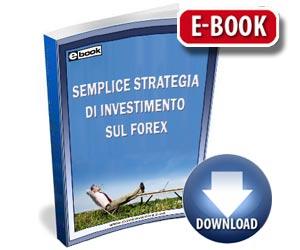 eBook semplice strategia di investimento sul forex