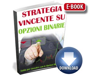 eBook Strategia Vincente su Opzioni Binarie